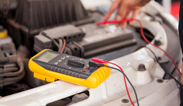 Car Battery Check