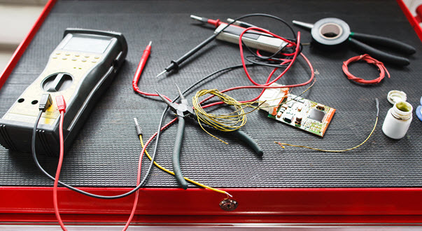 Electrical Equipment for Car Maintenance