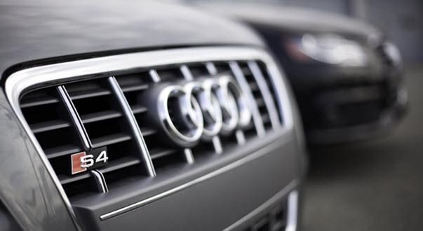 Audi at Service Center