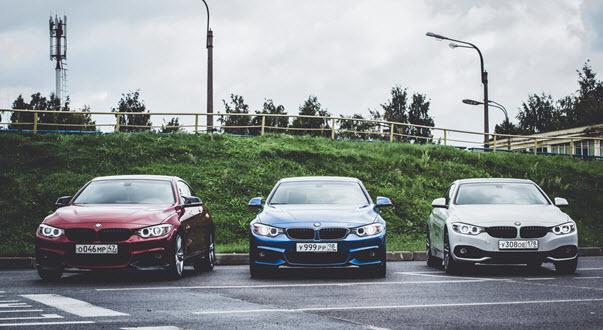 BMW 4-Series Cars