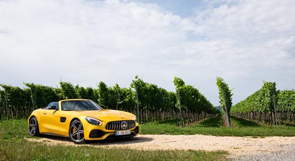Mercedes-AMG GT C Roaster