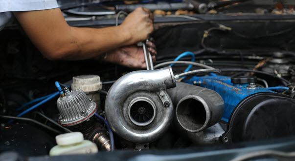 Audi Turbocharger Check