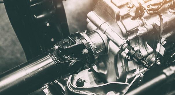 Porsche Driveshaft Center Support Failure Fix