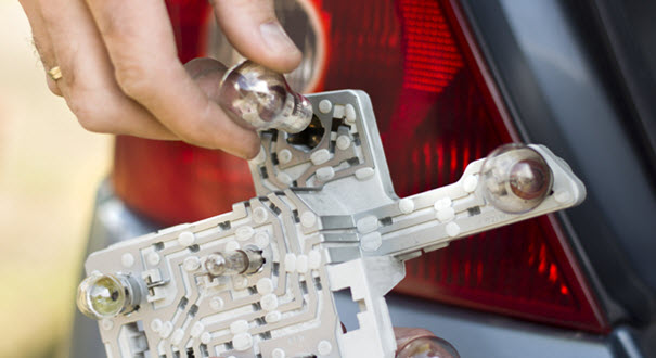 Audi Tail Light Bulb Replacement