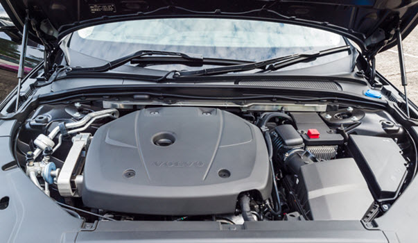 Volvo V90 2017 Engine