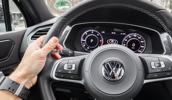 Volkswagen Tiguan Steering Wheel