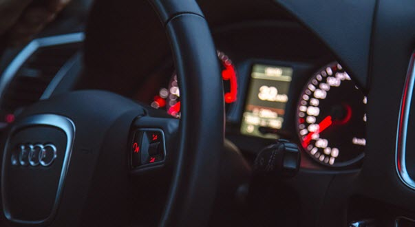 The Importance of the Check Engine Light in an Audi | A&M