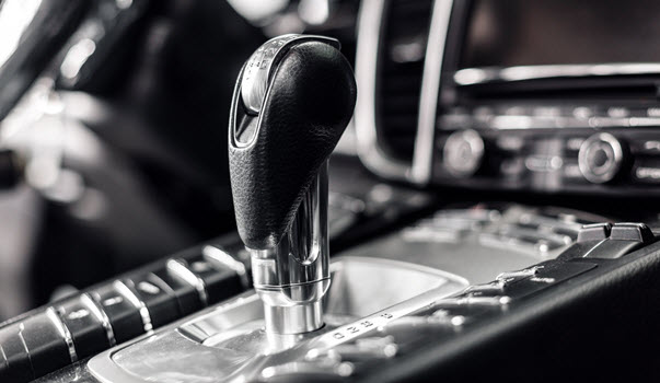 Jaguar Automatic Transmission