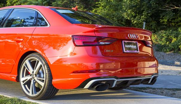Audi RS 3 Tail Light