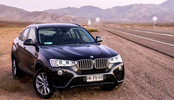 BMW F26 X4