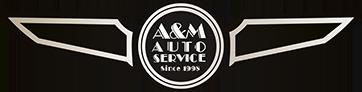 A&M Auto Service Logo