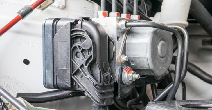Volkswagen Anti-lock Braking System Check