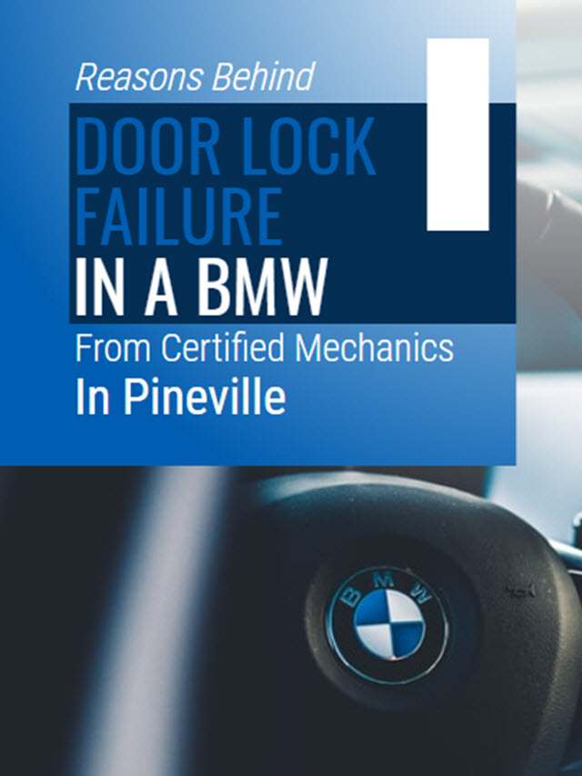 BMW Door Lock Failure Cover Image
