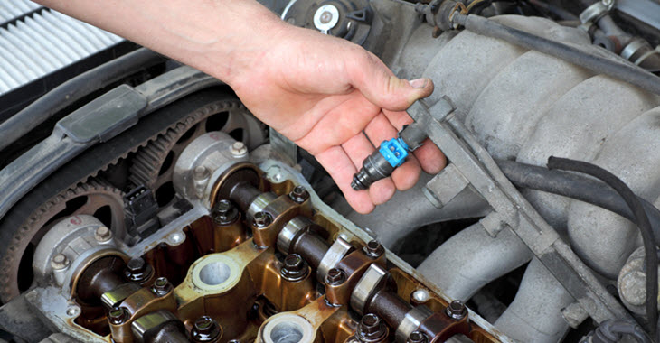 Volkswagen Fuel Injector Servicing