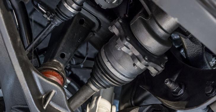 Volvo Suspension Inspection