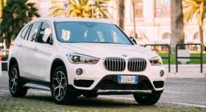 BMW X1 Car