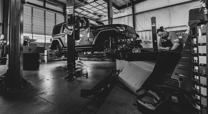 Regular Car Tire Maintenance