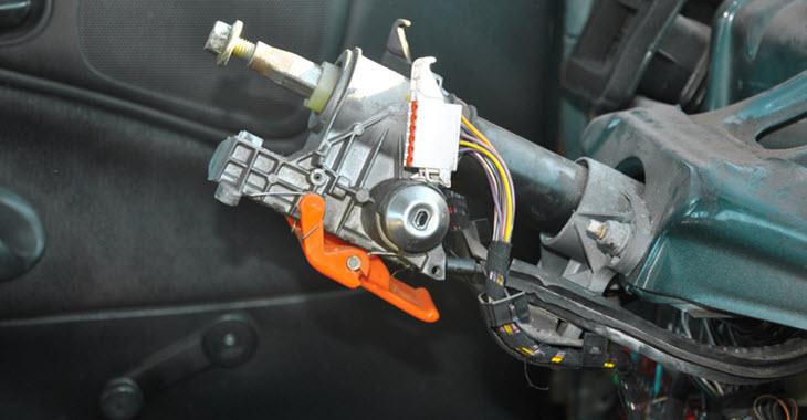 Porsche Ignition Lock Repair
